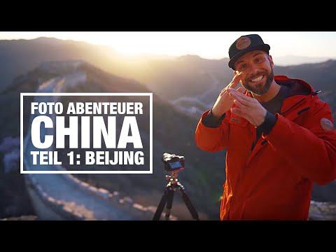 Chinesische Mauer ohne Touristen & echte Peking Ente