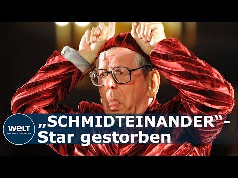 KULT-COMEDIAN TOT: Herbert Feuerstein mit 83 Jahren gestorben