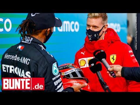 Michael Schumacher – Sohn Micks Geste rührt zu Tränen