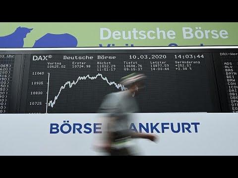 Trump und die Börse: Die Anleger in Sorge