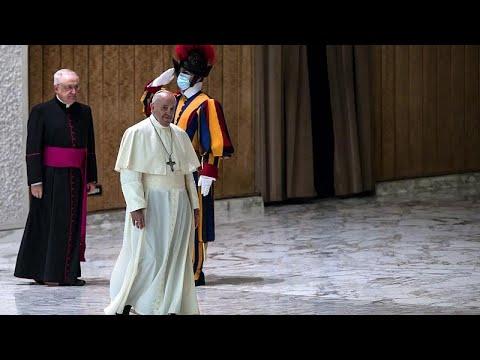 Papst Franziskus will mehr Rechte für Homosexuelle