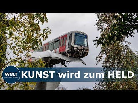 UNGLAUBLICHES GLÜCK: U-Bahn-Katastrophe in Rotterdam durch Walflosse abgewendet