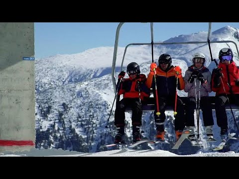 Skifahren trotz Pandemie? In Bulgarien geht's