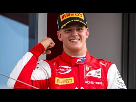 Mick Schumacher gewinnt und verlässt Formel 2