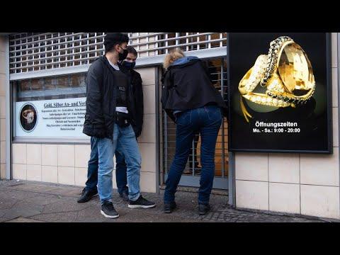 Razzia in Berlin: Auf der Suche nach der gestohlenen Goldmünze