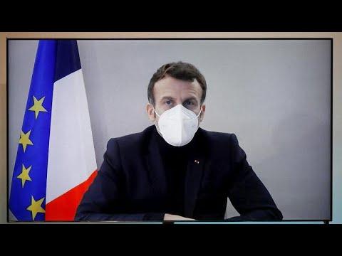 Macron Corona-positiv: Mehrere EU-Spitzenpolitiker in Selbstisolation