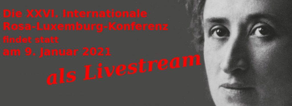 Rosa-Luxemburg-Konferenz 2021: Ehemaliger Amazon-Direktor diskutiert mit Gewerkschaftern über Ausbeutung und Widerstand