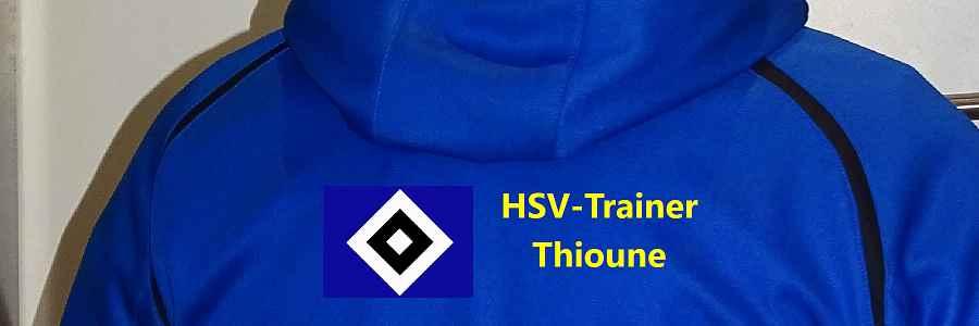 HSV-Trainer Thioune: Jeden Morgen ein Motivationsschub