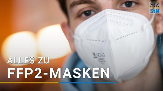 FFP2-Masken in der Corona-Krise: Das sollte man wissen