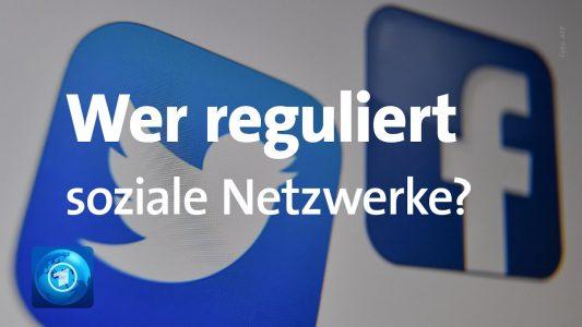 Nach Twitter-Sperre für Trump: Diskussion über die Regulierung sozialer Netzwerke