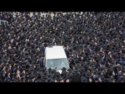 Corona-Verstoß: Tausende Ultra-Orthodoxe auf Begräbnis in Jerusalem