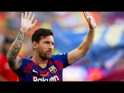 555 Millionen für vier Jahre: Lionel Messis Mega-Vertrag geleakt