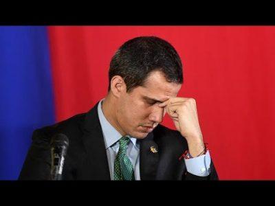EU distanziert sich von Venezuelas Juan Guaido