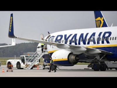 Ryanair streicht sein Flugangebot zusammen