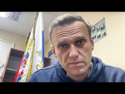 Gericht in Russland verurteilt Alexej Nawalny zu 30 Tagen Haft
