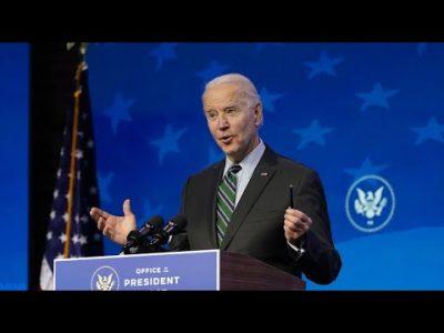 Europa begrüßt Biden: Offensiven der EU nach Amtsantritt des neuen US-Präsidenten