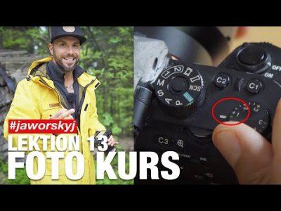 Mit ISO AUTO fotografieren? Sollte jeder machen