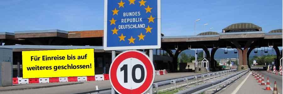 Debatte über Grenzschließungen: Konfuse Signale