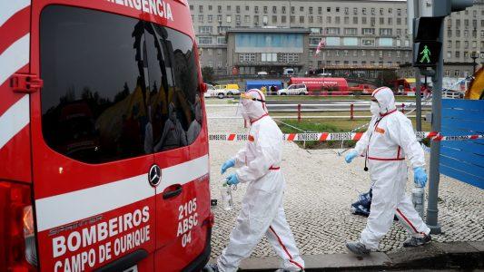 Portugal meldet mehr als 5500 Tote im Zusammenhang mit Covid-19 im Januar