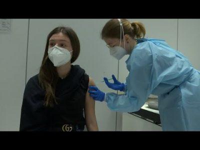 AstraZeneca: positive Resonanz bei Impfungen in Wiesbaden