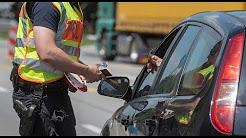 Lühmannsdorf: Bei Verkehrskontrolle Raser gestoppt