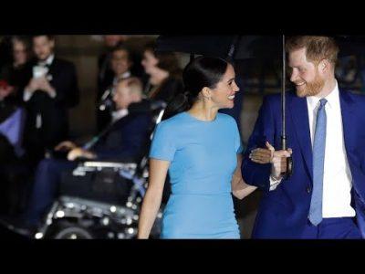 Nachwuchs bei den Royals: Prinz Harry und Meghan erwarten ihr zweites Kind