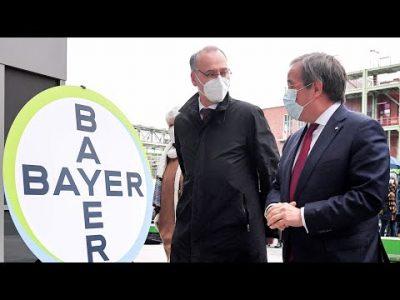 Bayer will Curevac-Impfstoff noch 2021 ausliefern