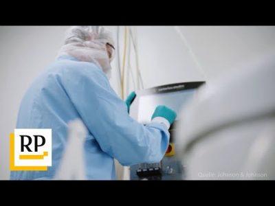 EMA: Johnson & Johnson beantragt Zulassung für Impfstoff