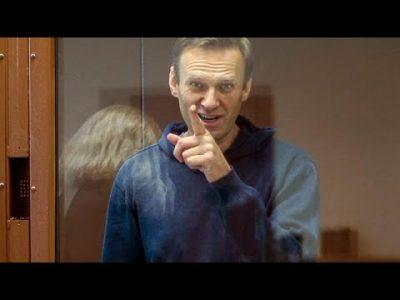 ECHR: Menschenrechtsgericht fordert Freilassung Nawalnys