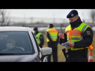 Seehofer rechnet mit Verlängerung von Grenzkontrollen