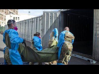 Corona-Lage weltweit: Mehr Tote durch Covid-19 in den USA als durch alle Kriege