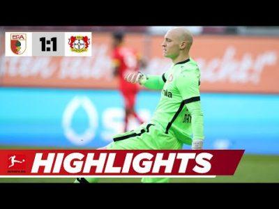 Bundesliga-Highlights: Augsburg – Leverkuisen – Mega Torwart-Bock & Abpfiff-Drama