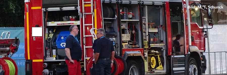 Zwei Tote nach Brand in Einfamilienreihenhaus gefunden