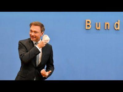 FDP-Chef Lindner erinnert bei Osterruhe an die Verantwortung von Söder und Scholz