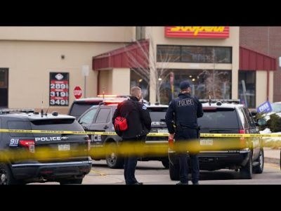 Mindestens zehn Menschen sterben bei Schießerei im US-Bundesstaat Colorado