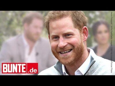 Prinz Harry – Sein Oprah-Look hat eine besondere Bedeutung