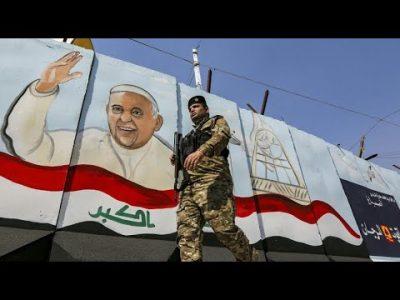 Historischer Papst-Besuch: Franziskus reist in den Irak
