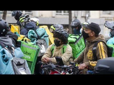 Premiere in Europa: Spanien macht Fahrer:innen zu Angestellten