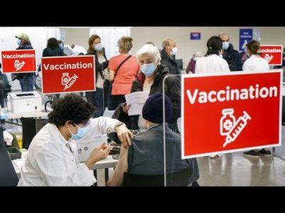 Erste Erkenntnisse zur Impfleistung: Wirkung schon nach erster Dosis