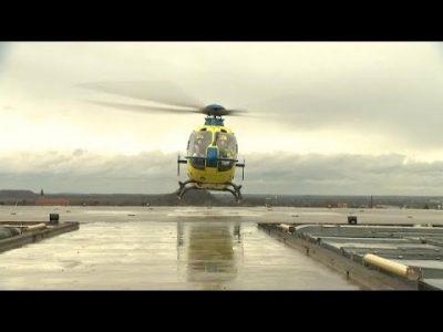Nordfrankreich: Covid-Patienten werden nach Belgien ausgeflogen
