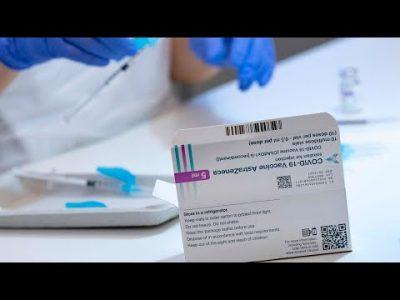Frankreich will Impfstoff von Astra-Zeneca auch bei Menschen über 65 Jahren einsetzen