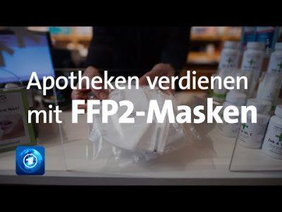 Apotheken: Ärger um gutes Geschäft mit FFP2-Masken