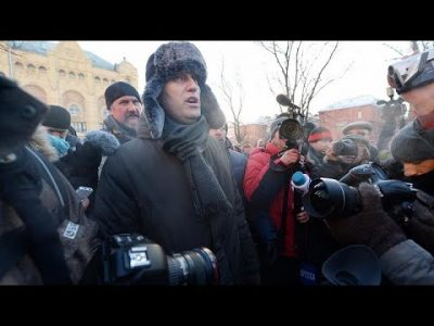 Fall Nawalny: US-Sanktionen gegen Russland