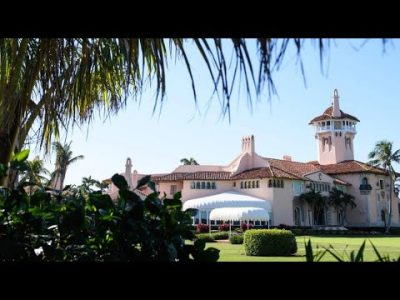 Corona-Ausbruch in Trumps Mar-a-Lago-Club