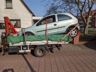"""Cuxhaven: """"Wie in einem schlechten Film"""" – Kuriose Fahrzeugkontrolle führt zur Feststellung von insgesamt 8 Straftaten"""
