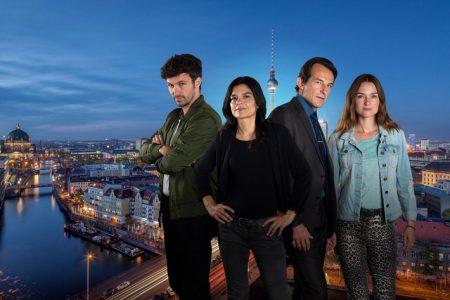 """Start der 10. Staffel der ZDF-Krimiserie """"Letzte Spur Berlin"""""""
