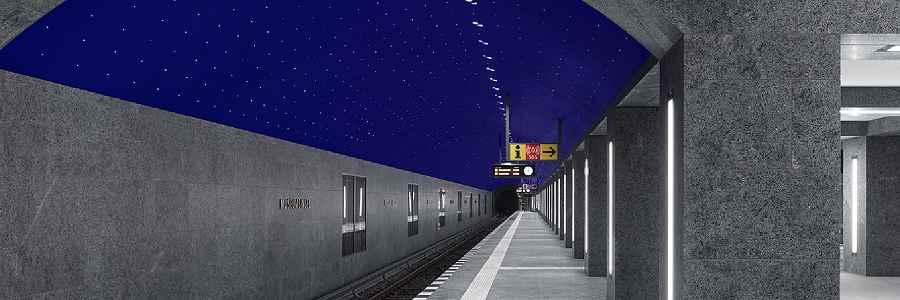 U-Bahnhof Museumsinsel soll am 10. September 2021 in Betrieb gehen