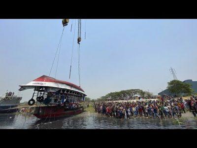 Dutzende Tote nach Schiffsunglück in Bangladesch