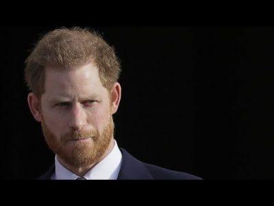 Prinz Harry zu Trauerfeier um Prinz Philip eingeladen
