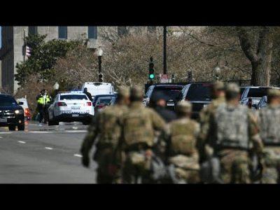 Polizist bei Sicherheitsvorfall vorm US-Kapitol getötet